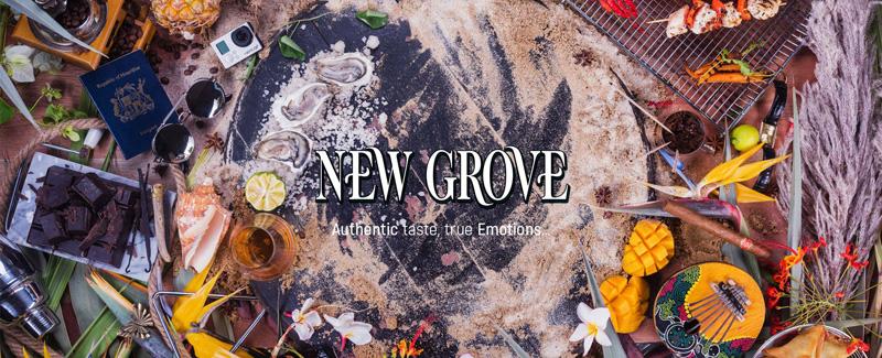 Rhum New Grove