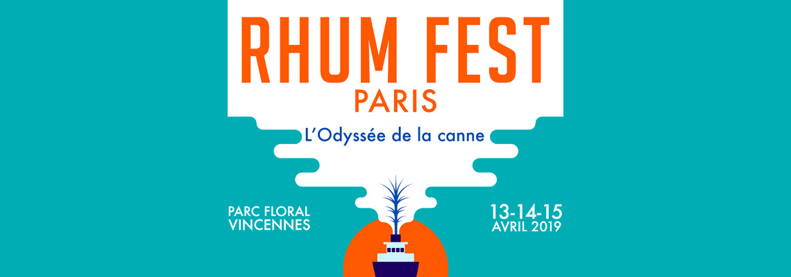 Illustration Retour sur le salon Rhum Fest Paris 2019